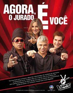 The voice Brasil - imagel 1