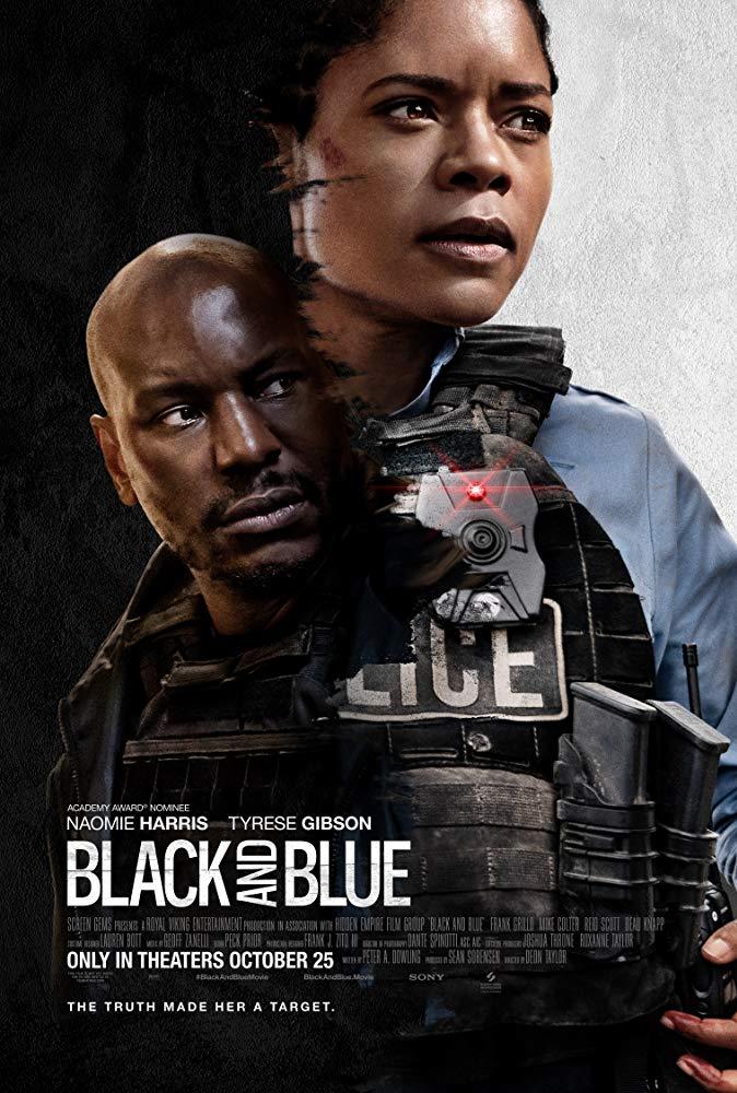 black and blu