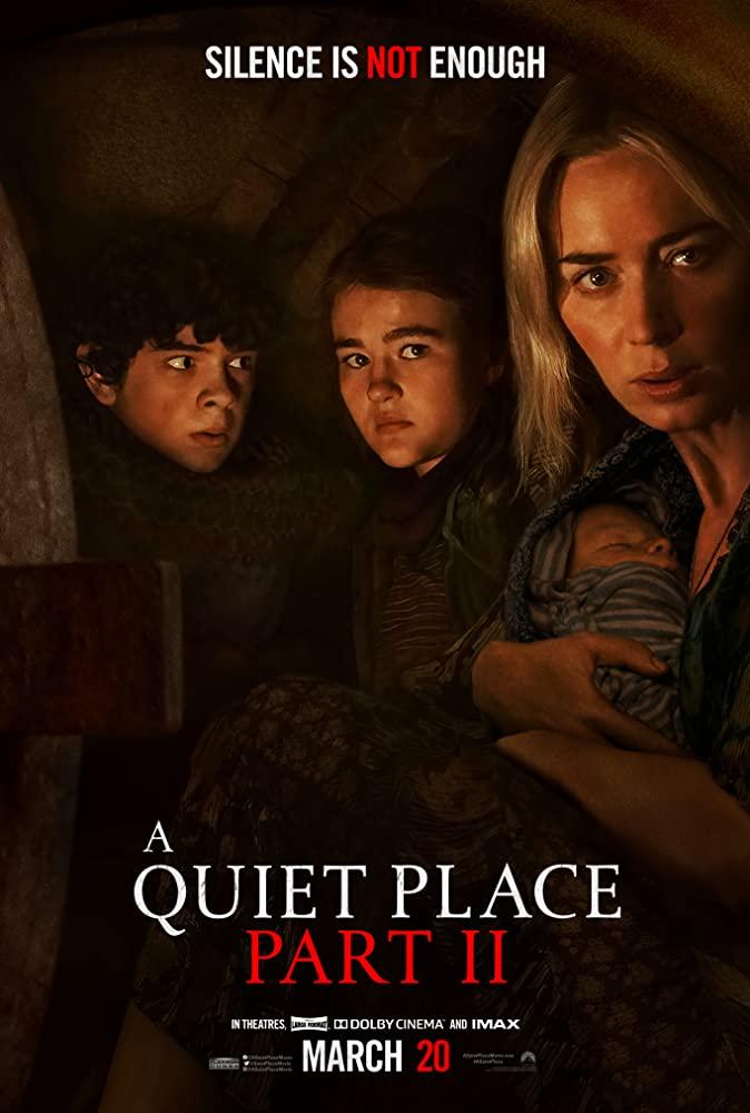 um lugar silencioso 2